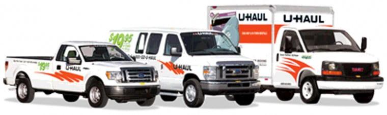 U Haul Moving Truck >> U Haul Trucks U Haul Rentals Moving Trucks Moving Supplies